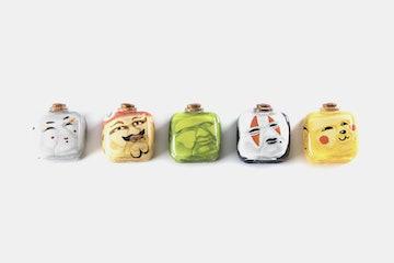 Dwarf Factory Curiosity Bottle Artisan Keycap