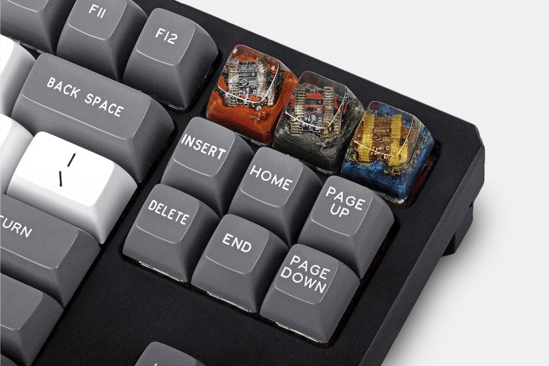 Dwarf Factory PAM Artisan Keycap