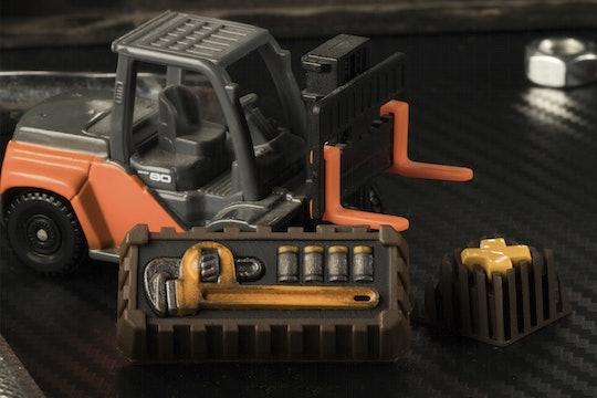 Dwarf Factory Wrecker Artisan Keycap