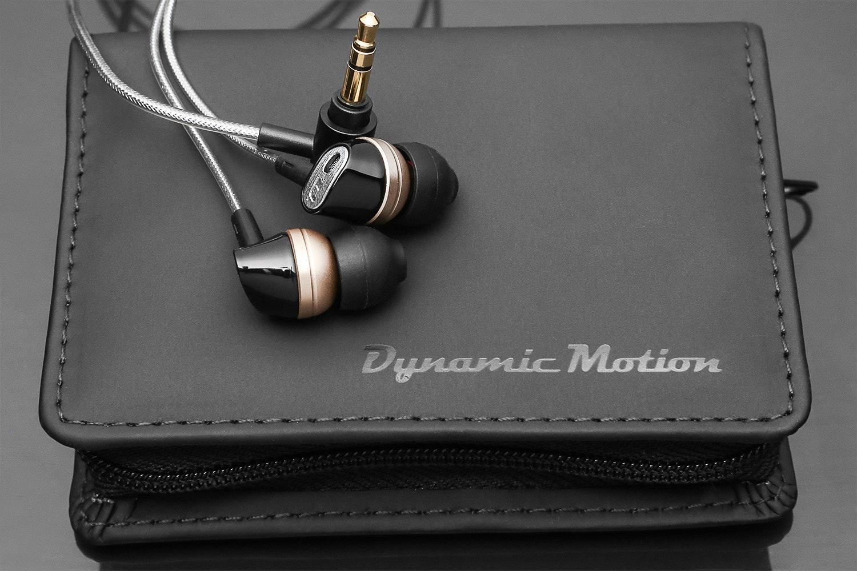 Dynamic Motion DM100 IEMs