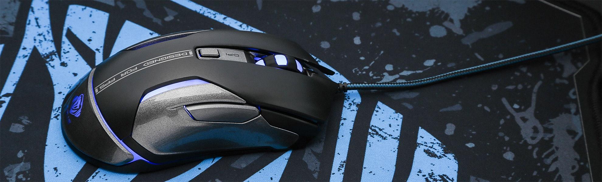E-Blue Auroza Laser Gaming Mouse