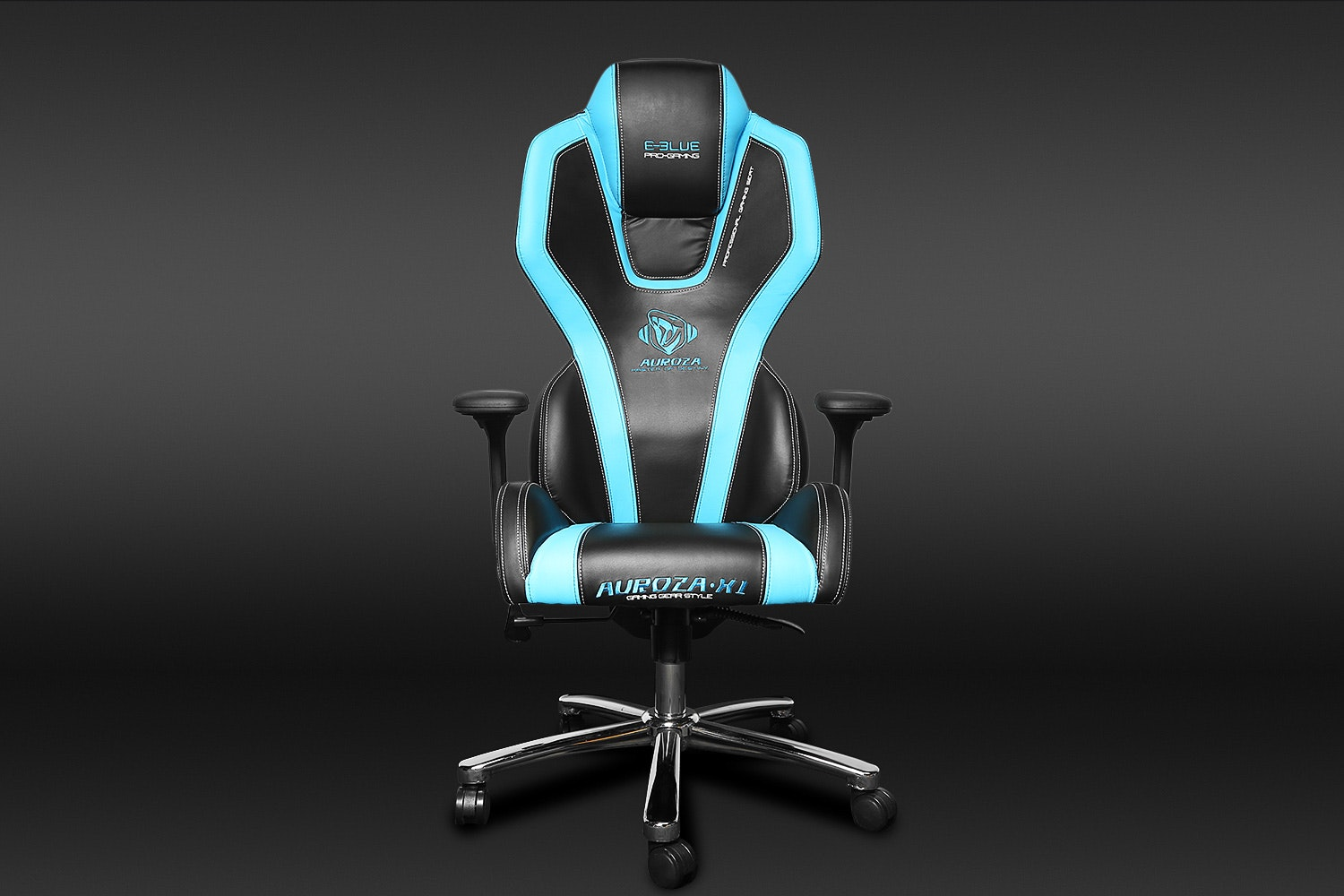 E-Blue Cobra, Mazer & Auroza Gaming Chairs