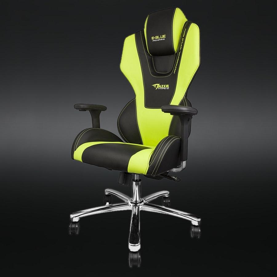 E-Blue Cobra, Mazer & Auroza Gaming Chairs