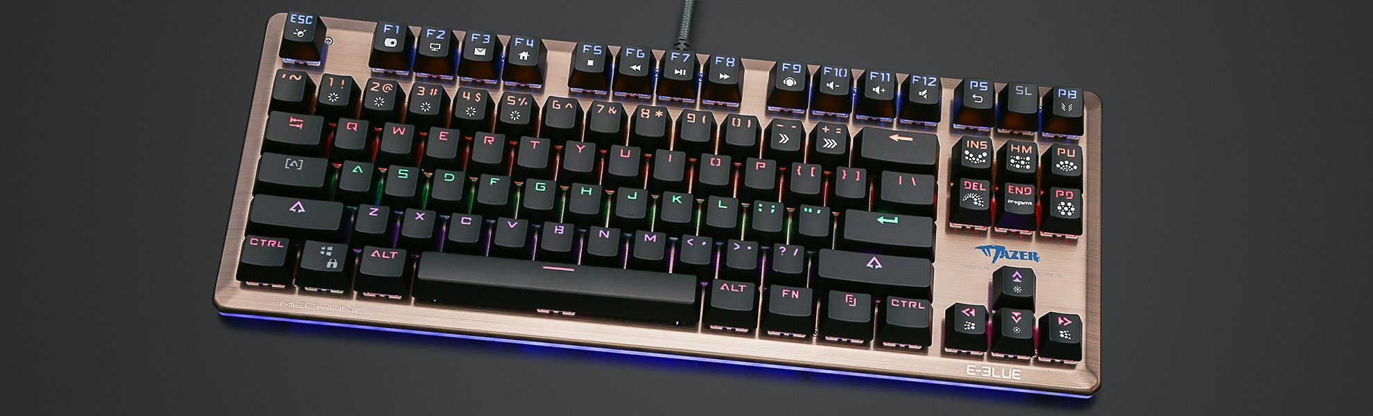E-Blue Mazer Mechanical Gaming Keyboard
