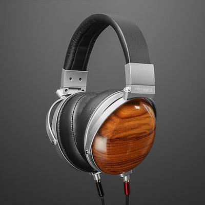 E-MU Teak Headphones w/ Removable Cable - Massdrop
