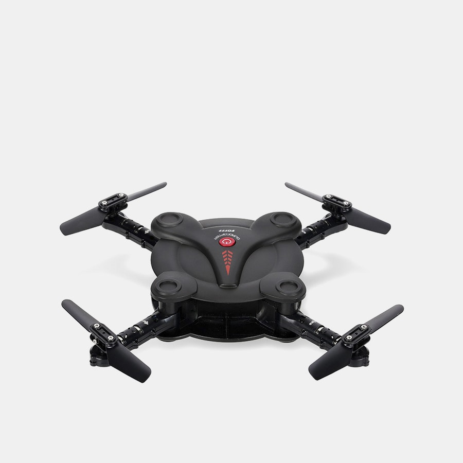 Eachine E55 Wi-Fi FPV RTF Foldable Pocket Drone