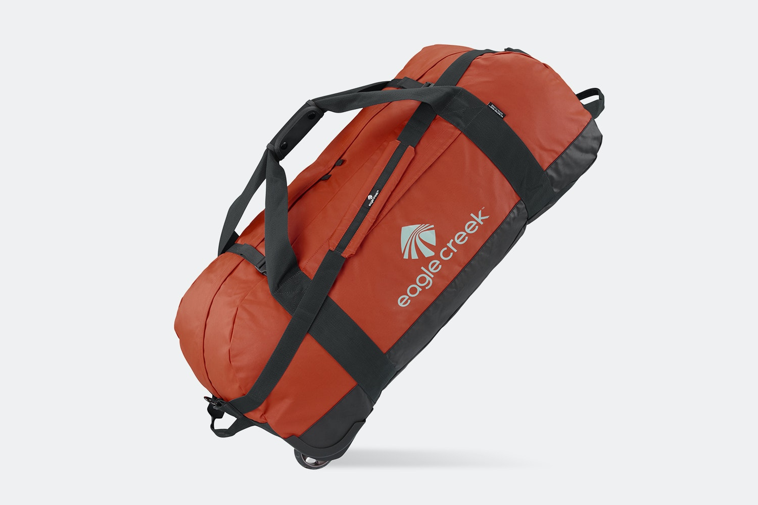 Rolling Duffel – Red Clay – XL (+$58)