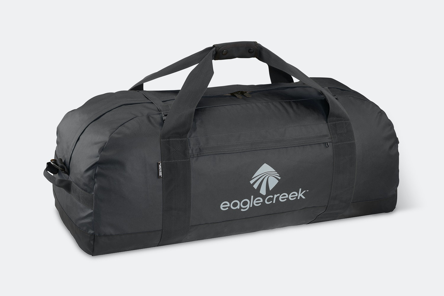 Duffel – Black – XL (+$22)