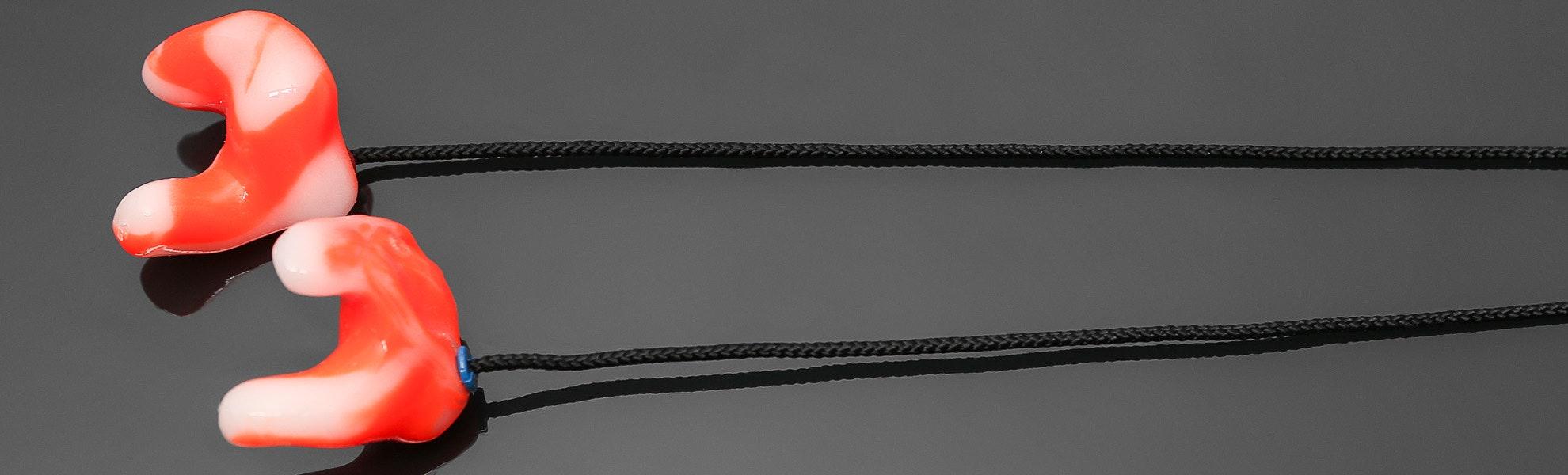EAR Inc. Custom Audiophile Earplugs