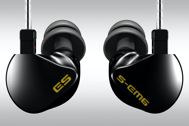 EarSonics S-EM6 3-Way 6-Driver IEM