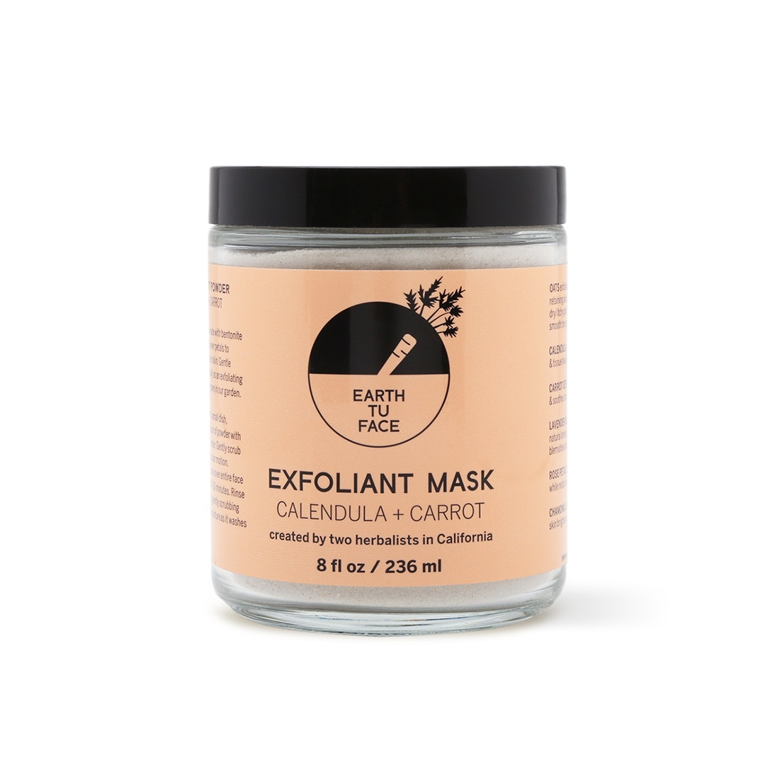Earth tu Face Exfoliating Mask
