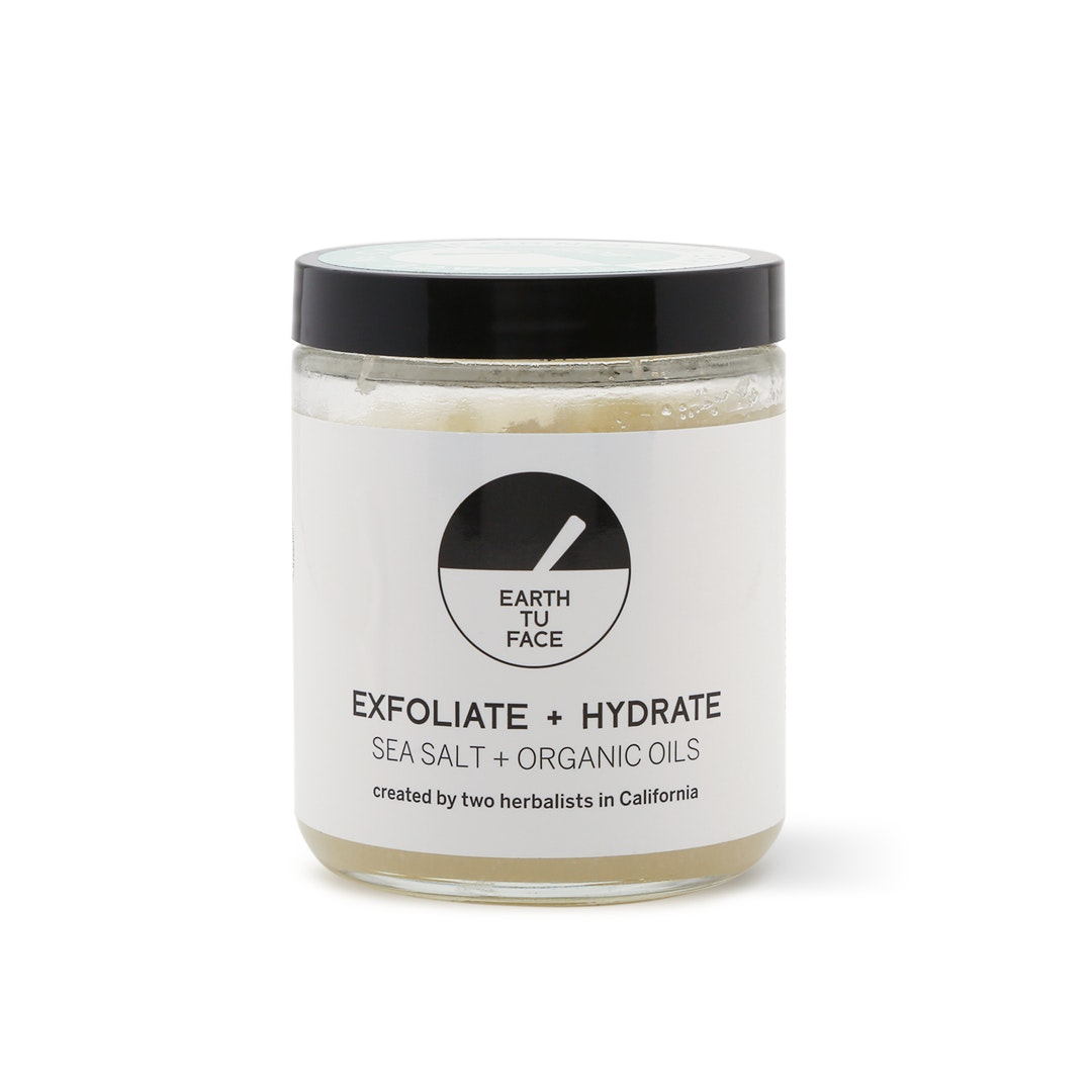 Earth tu Face Salt Scrub