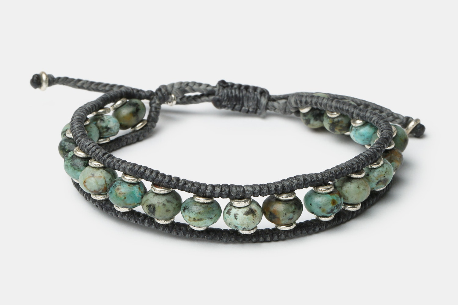 Roped Stones - Green (+ $8)