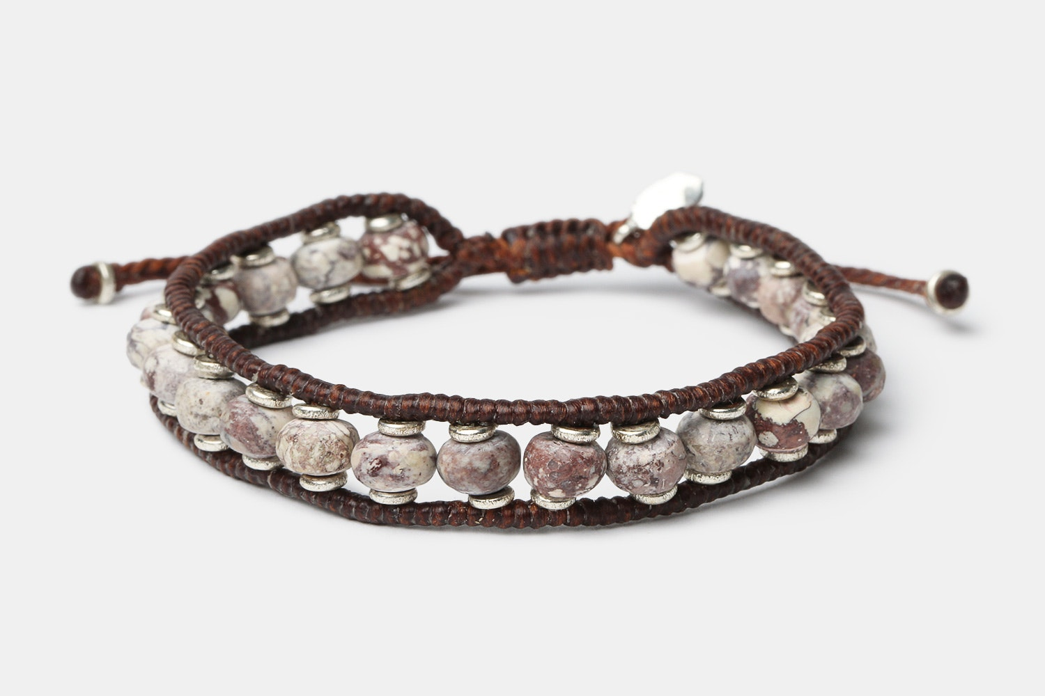 Roped Stones - Brown (+ $8)