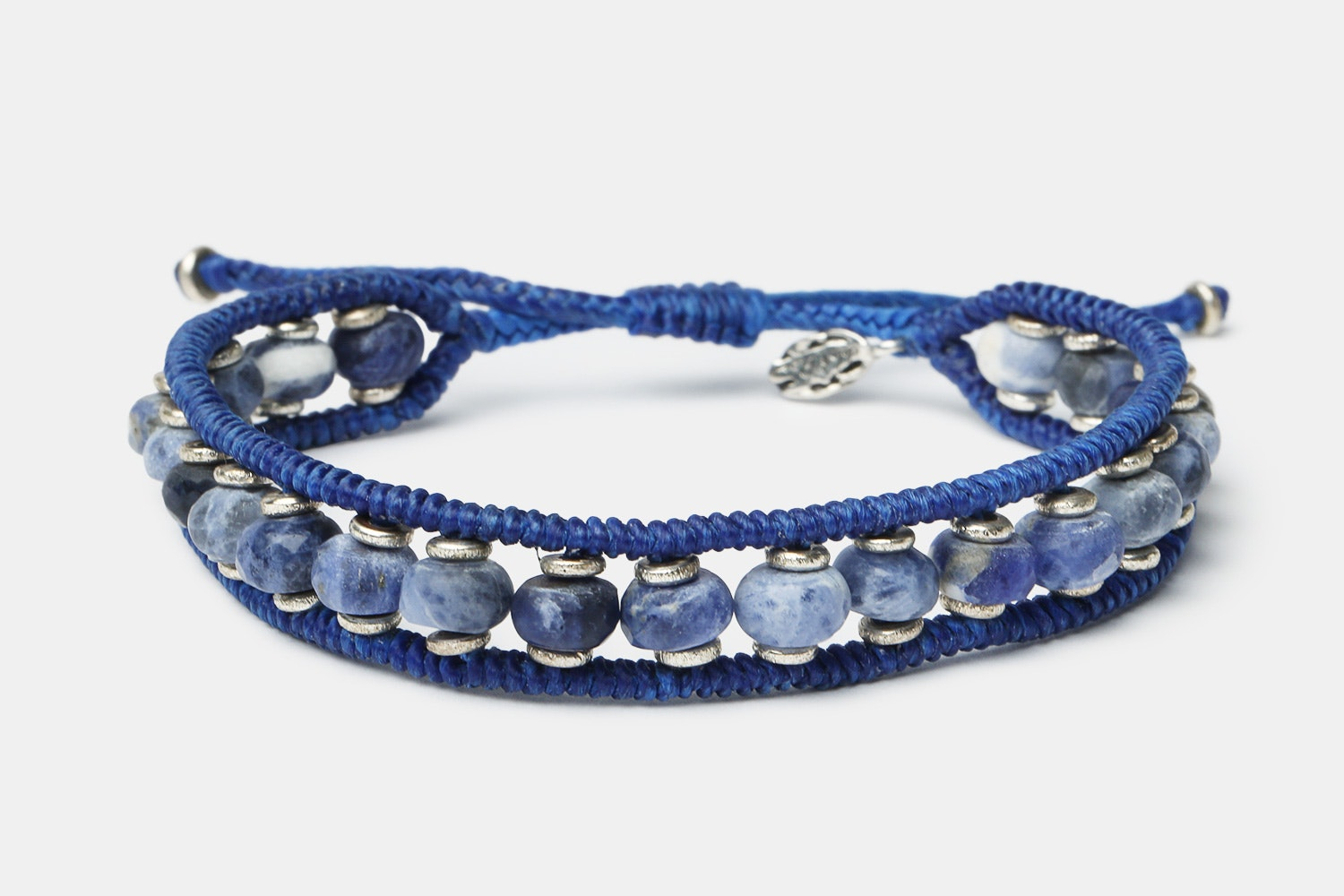 Roped Stones - Blue (+ $8)