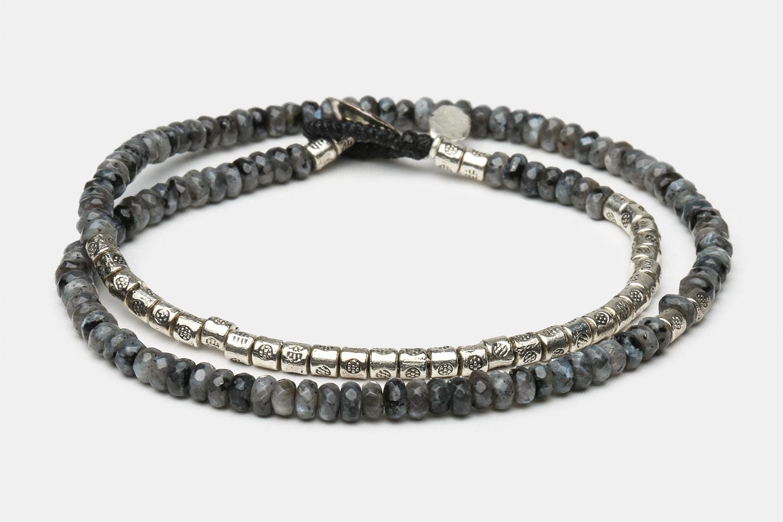 Dark Gray Agate (+ $10)