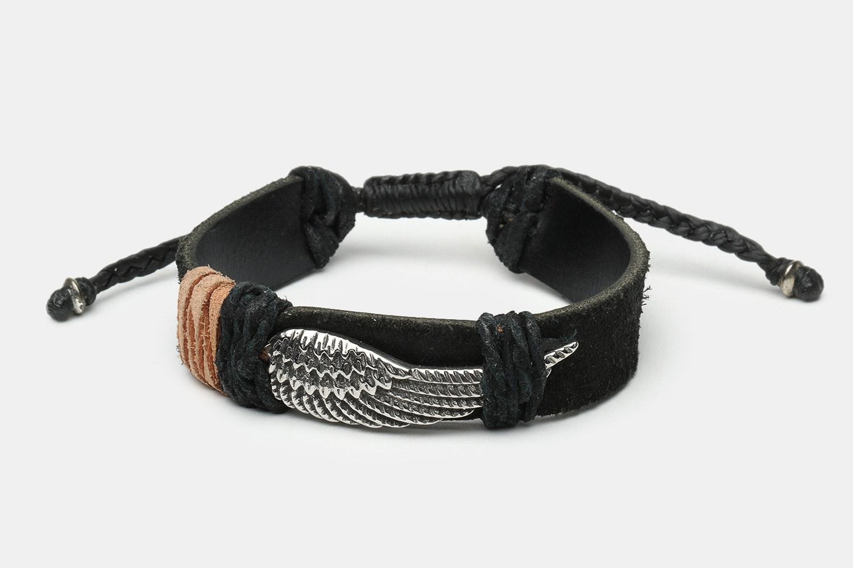 Black Leather (+ $5)