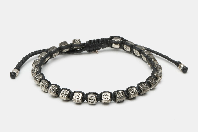 Thai Silver Beads - Black