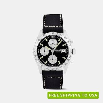 Eberhard & Co. Champion Chronograph Automatic Watch