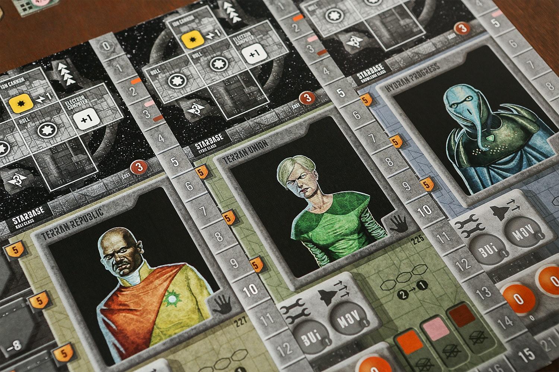 Eclipse Board Game