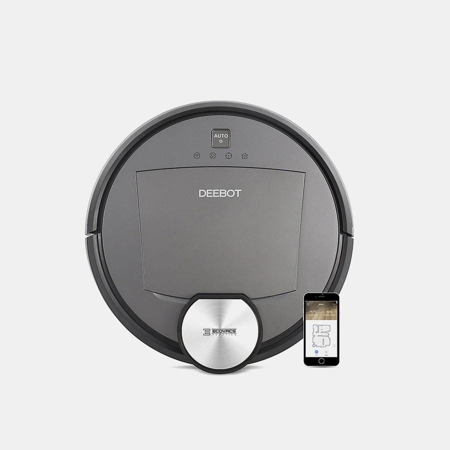 Ecovacs Deebot R96 Robotic Wi-Fi Vacuum