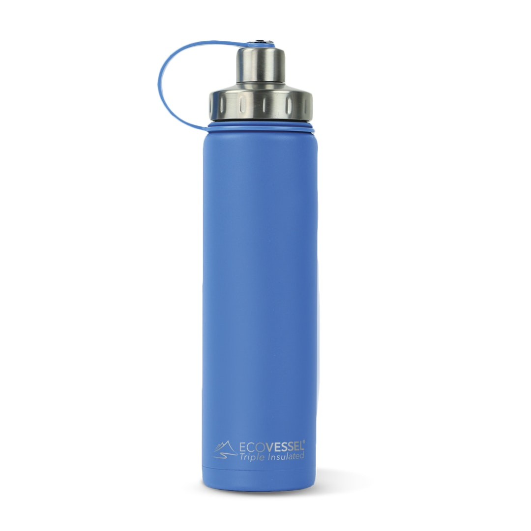 EcoVessel Boulder 24oz Insulated Steel Bottle
