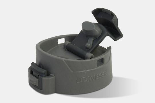 EcoVessel PERK Triple-Insulated Steel Mug