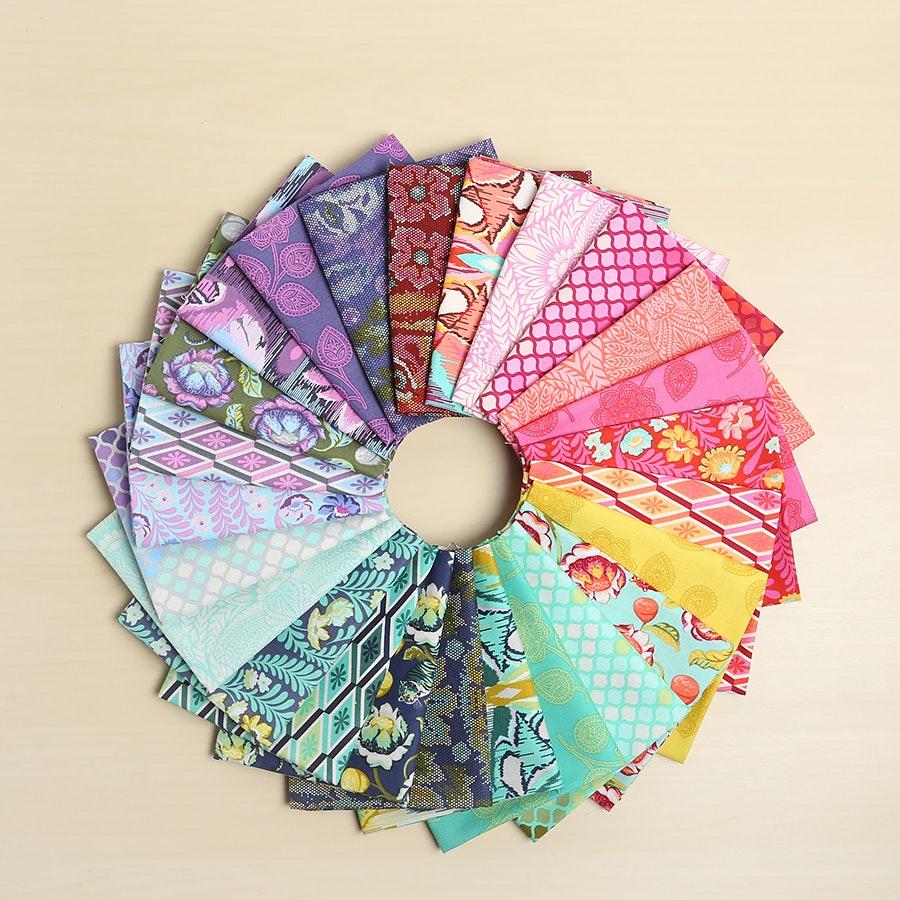 Eden by Tula Pink Fat Quarter Bundle
