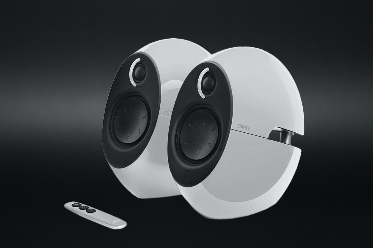E25 HD Luna Eclipse – White (+ $30)