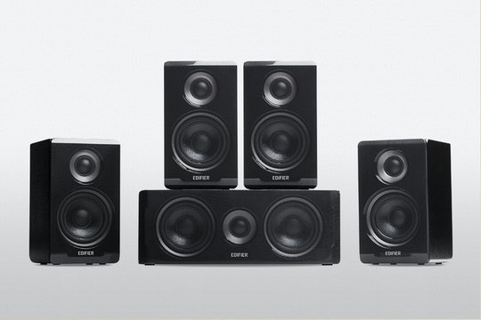 Edifier S760D 5.1 Home/Gaming Surround Sound System