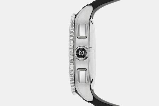Edox C1 Chronograph Big Date Quartz Watch