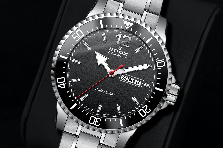 Edox Chronorally-S Watch