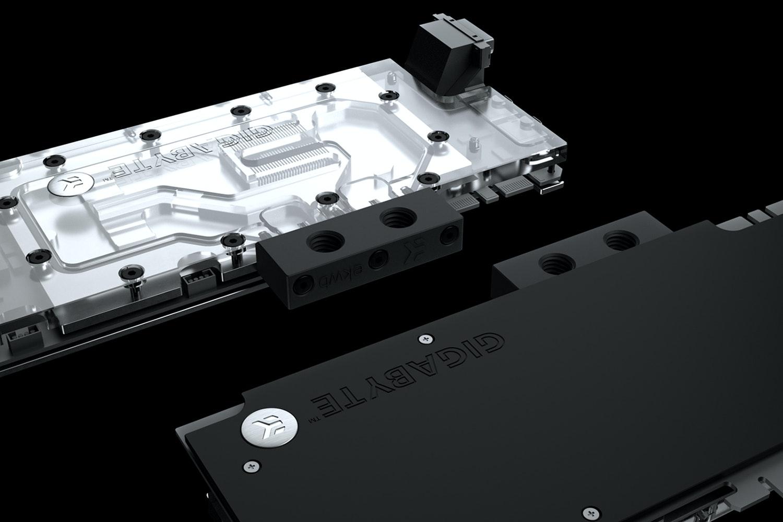 EK GPU Water Cooling Block & Backplate Bundle
