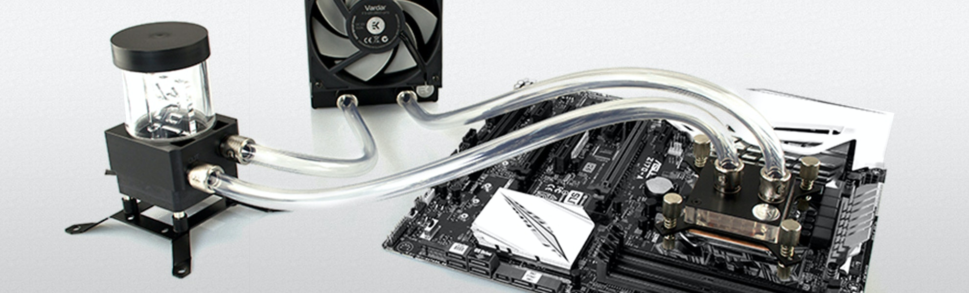 EK PC Water Cooling System Kits