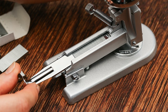 El Casco Luxury Small Desk Stapler