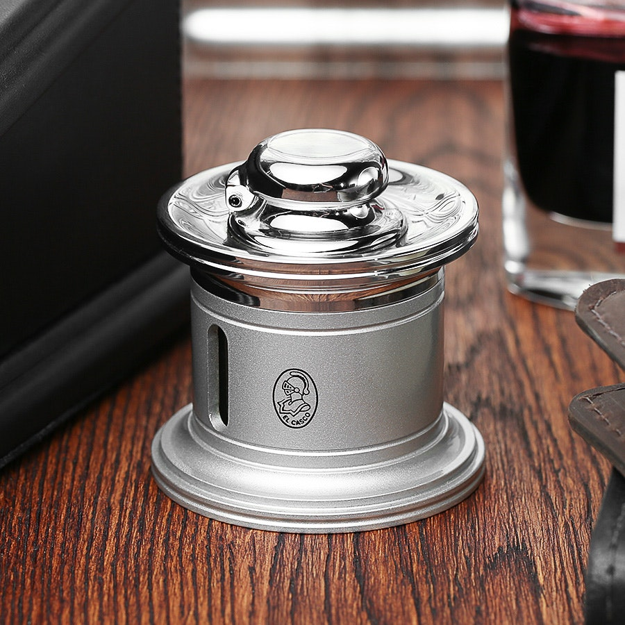 El Casco Luxury Inkwell