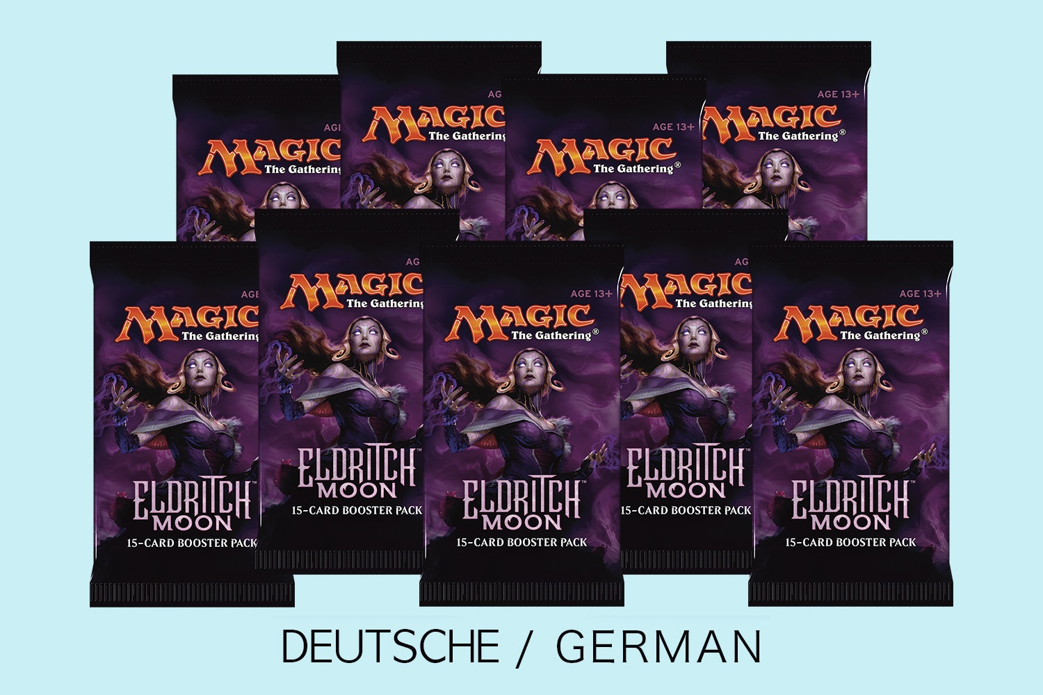 Eldritch Moon Foreign Booster (9-Pack)