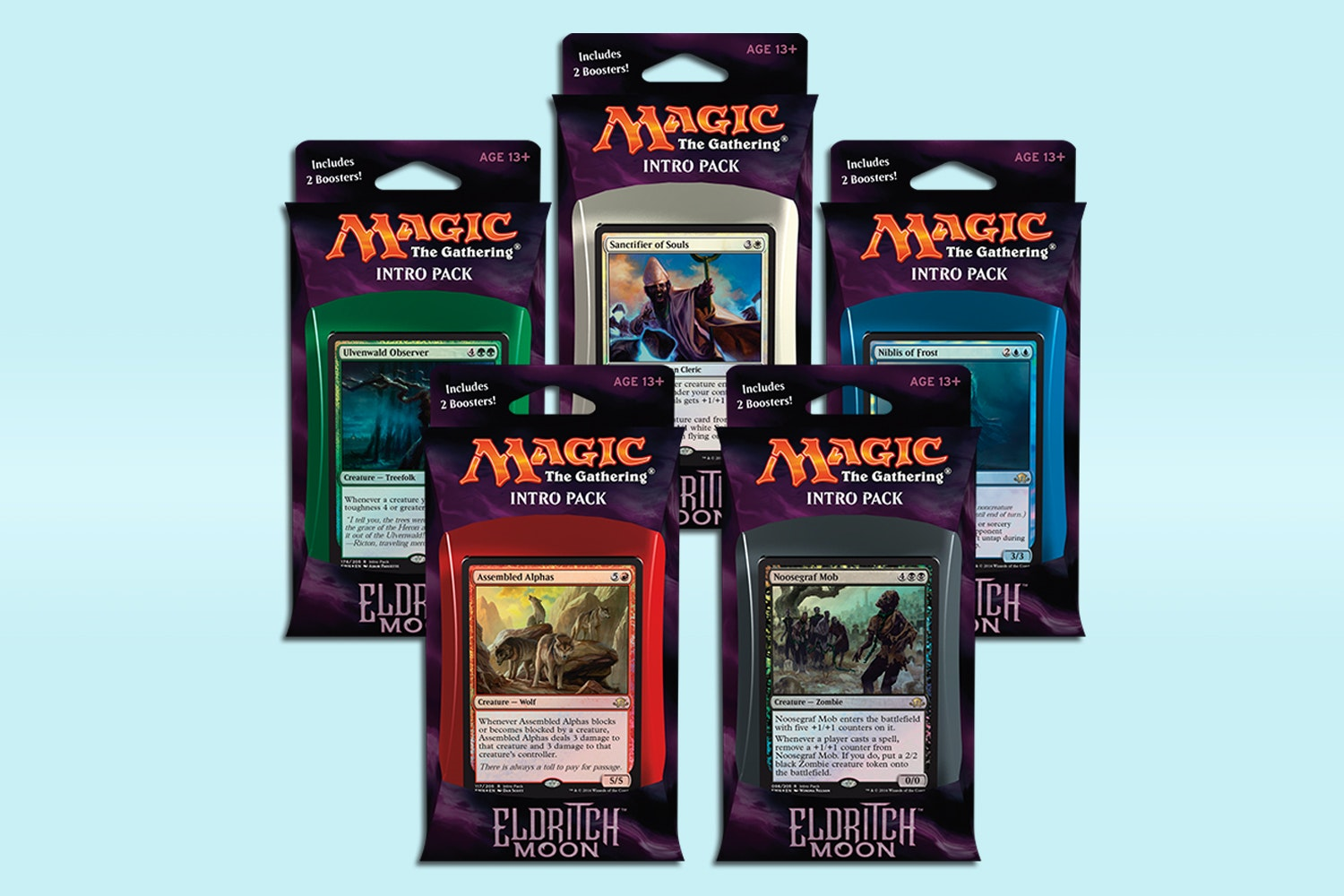Eldritch Moon Intro Pack (5-Pack) Preorder