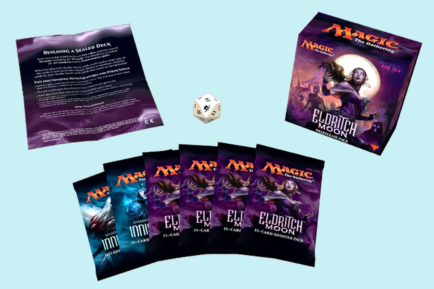 Eldritch Moon Prerelease Kit