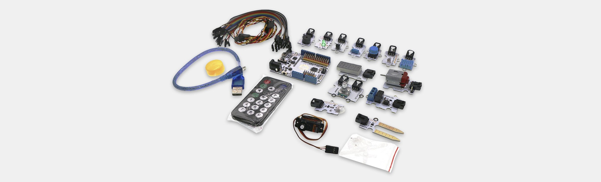 Elecfreaks Arduino Absolute Beginner Starter Kit