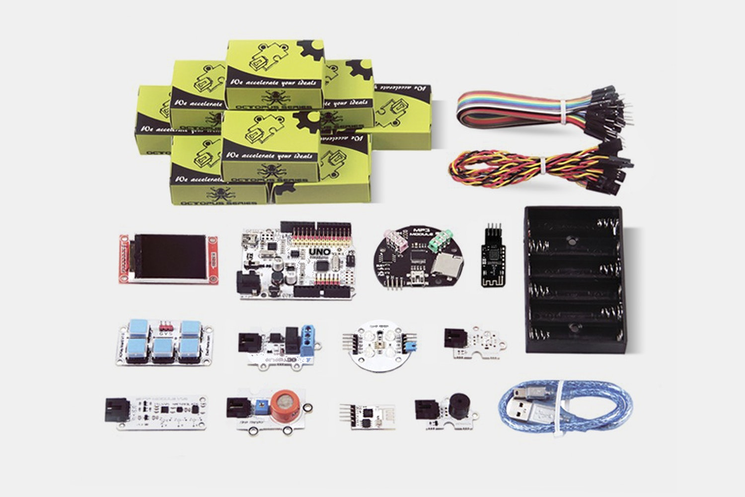 ElecFreaks Arduino Advanced Kit