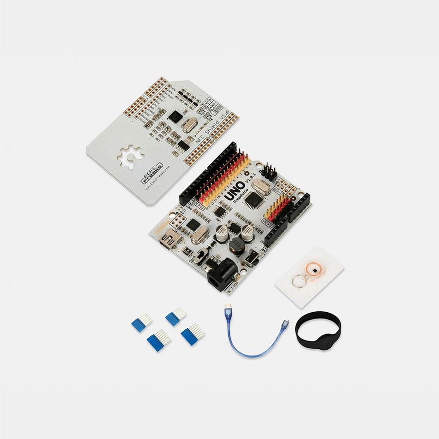 Elecfreaks DIY NFC RFID Starter Kit for Arduino