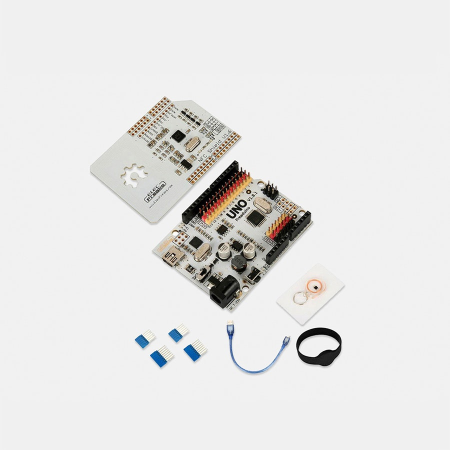 Elecfreaks DIY NFC RFID Starter Kit for Arduino
