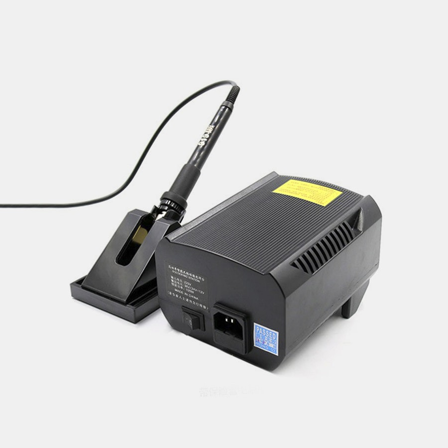 Elecrow 2-In-1 Digital Display Soldering Station