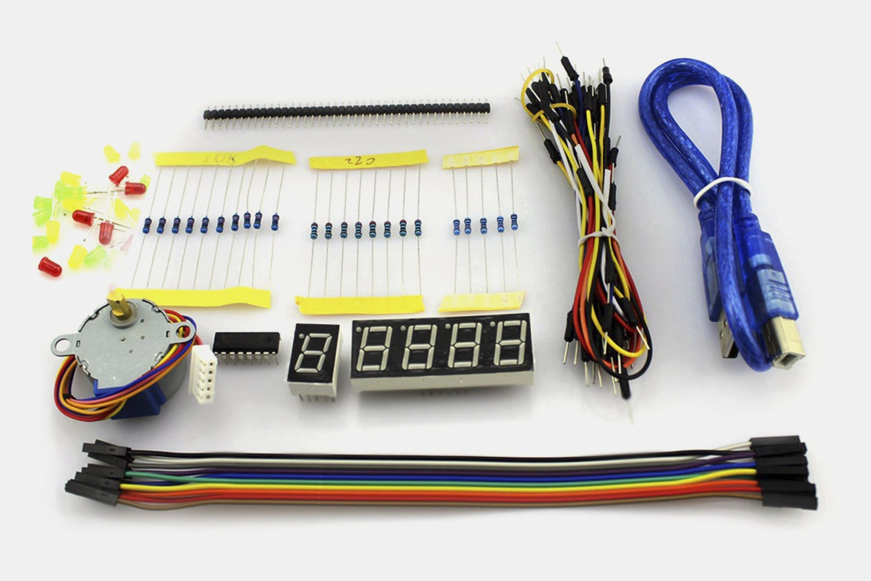 Elecrow Climber: Intermediate Dev Kit for Arduino