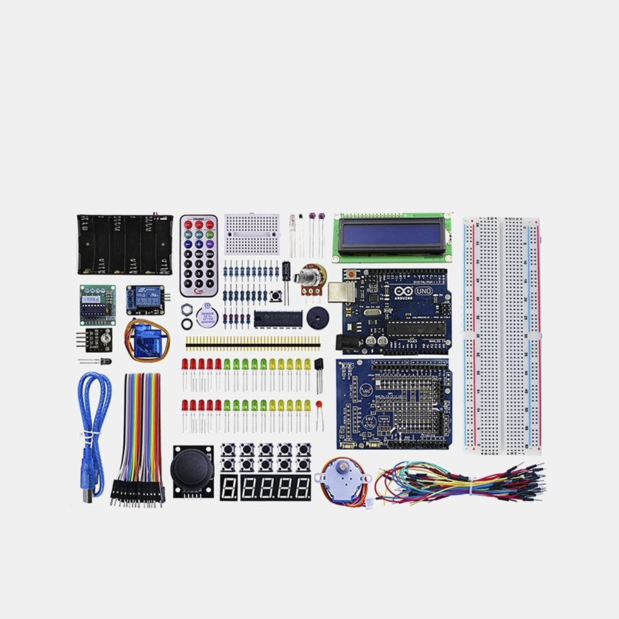Elecrow Climber: Intermediate Dev Kit for Arduino