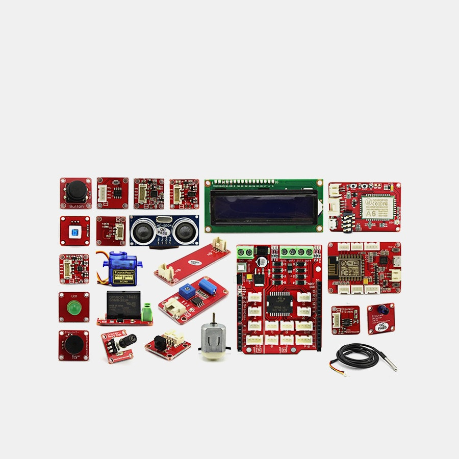 Elecrow Crowtail Deluxe Kit for Arduino