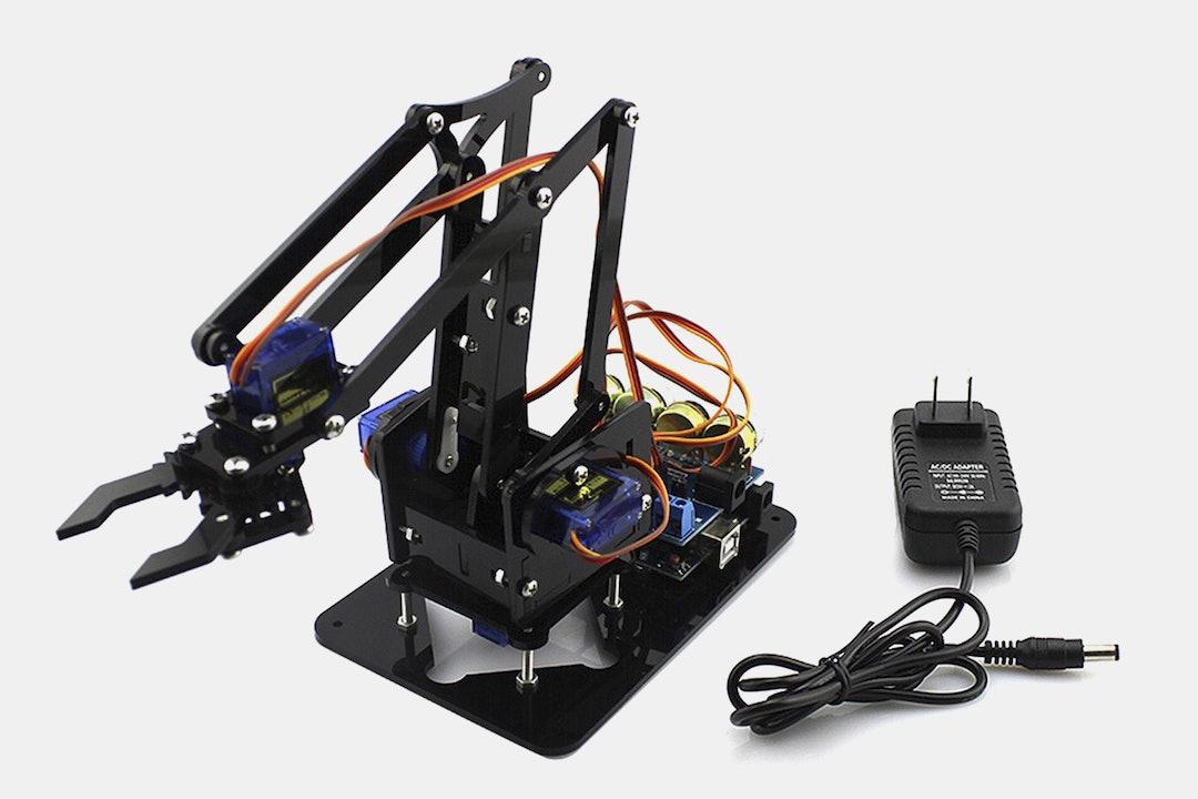 Elecrow DIY 4DOF Acrylic Robot Arm
