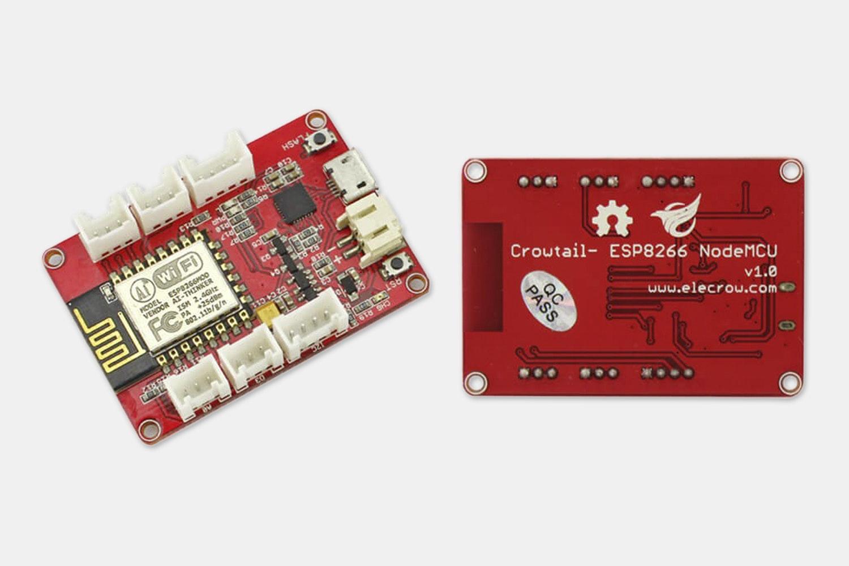 Elecrow ESP8266 IoT Weather Station Kit