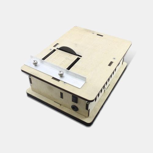 Superb Elecrow Mini Diy Table Saw Bench Price Reviews Drop Beatyapartments Chair Design Images Beatyapartmentscom